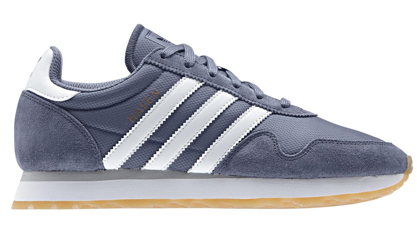 adidas Haven modré BY9575 - vyskúšajte osobne v obchode