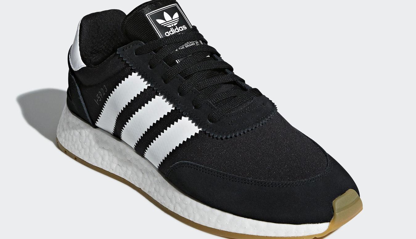 the latest b75f9 b49b9 adidas Iniki Runner I-5923 čierne D97344