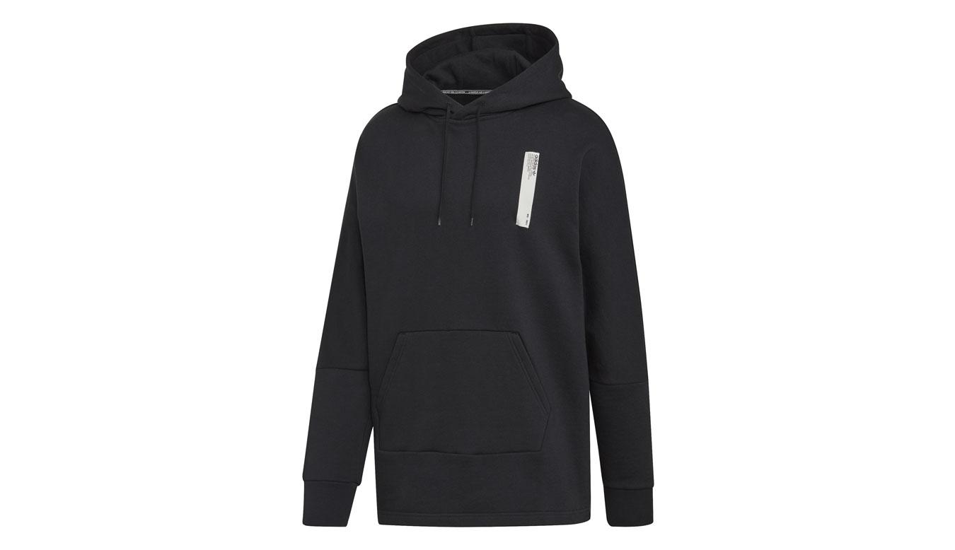 adidas Nmd Hoody Black čierne DH2286 - vyskúšajte osobne v obchode