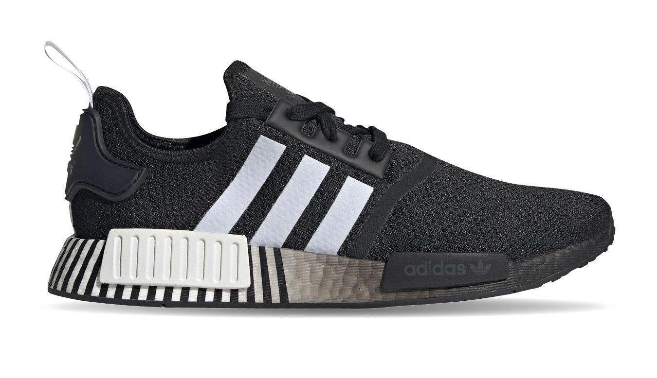adidas Nmd_R1 čierne FV3649 - vyskúšajte osobne v obchode