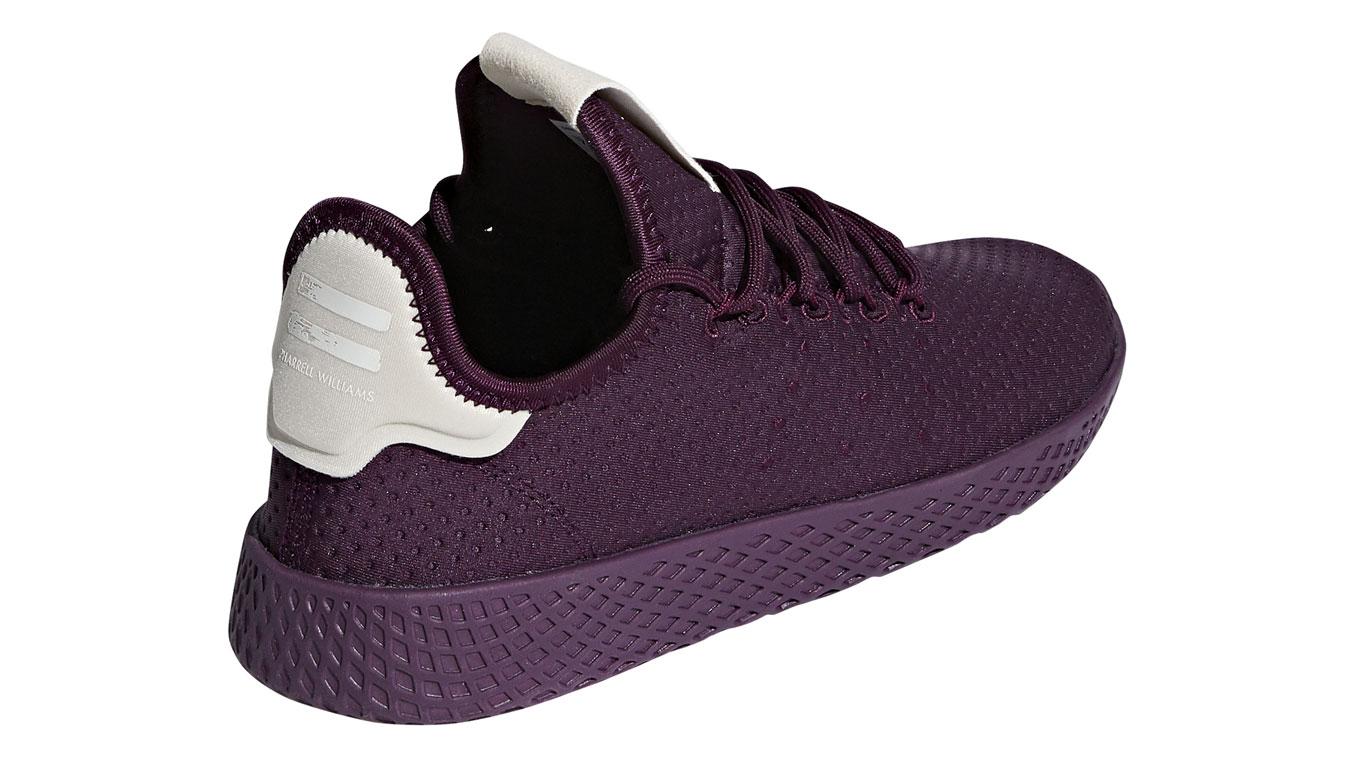 0c4e97ce8b6 adidas Originals x Pharrell Williams Tennis HU fialové B41892