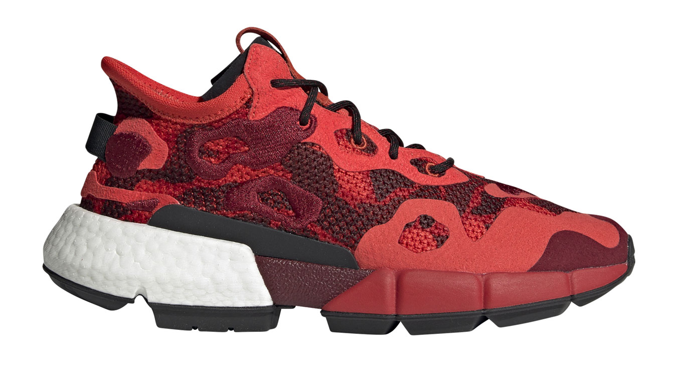 adidas Pod-S3.2 ML červené EE6436 - vyskúšajte osobne v obchode