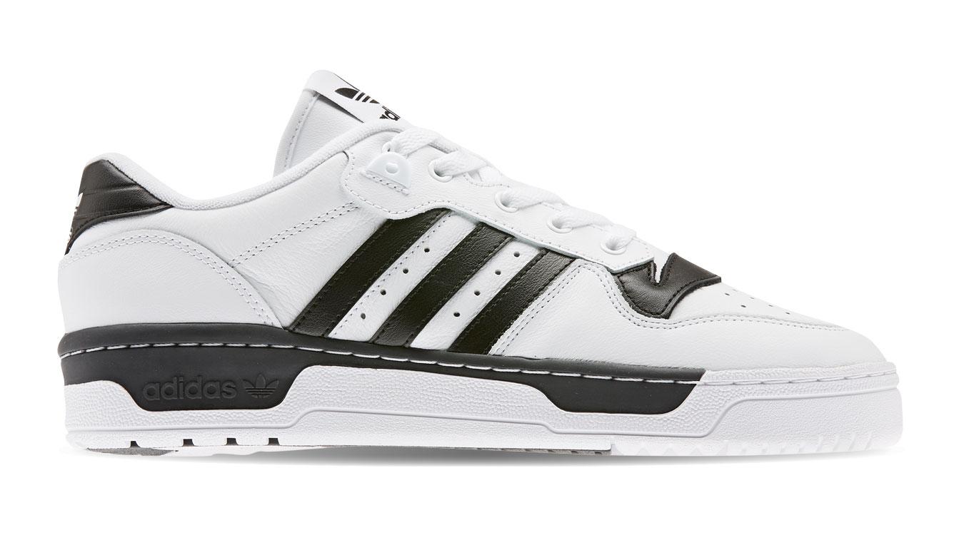 adidas Rivalry Low biele EG8062 - vyskúšajte osobne v obchode
