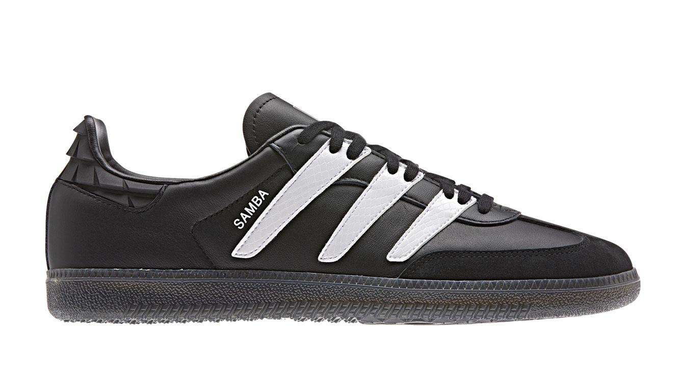 adidas Samba OG Core Black čierne EE6520 - vyskúšajte osobne v obchode