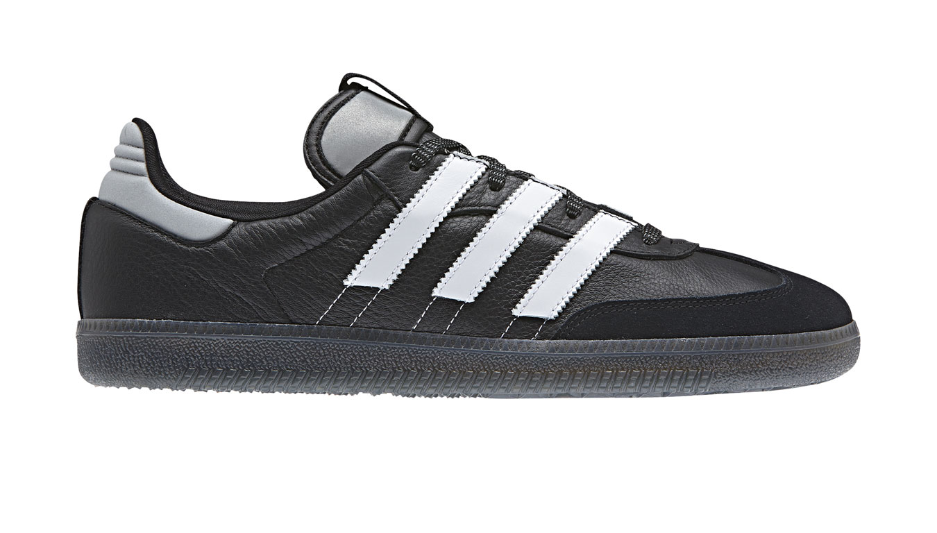 adidas Samba OG MS Black/Metalic čierne BD7523 - vyskúšajte osobne v obchode