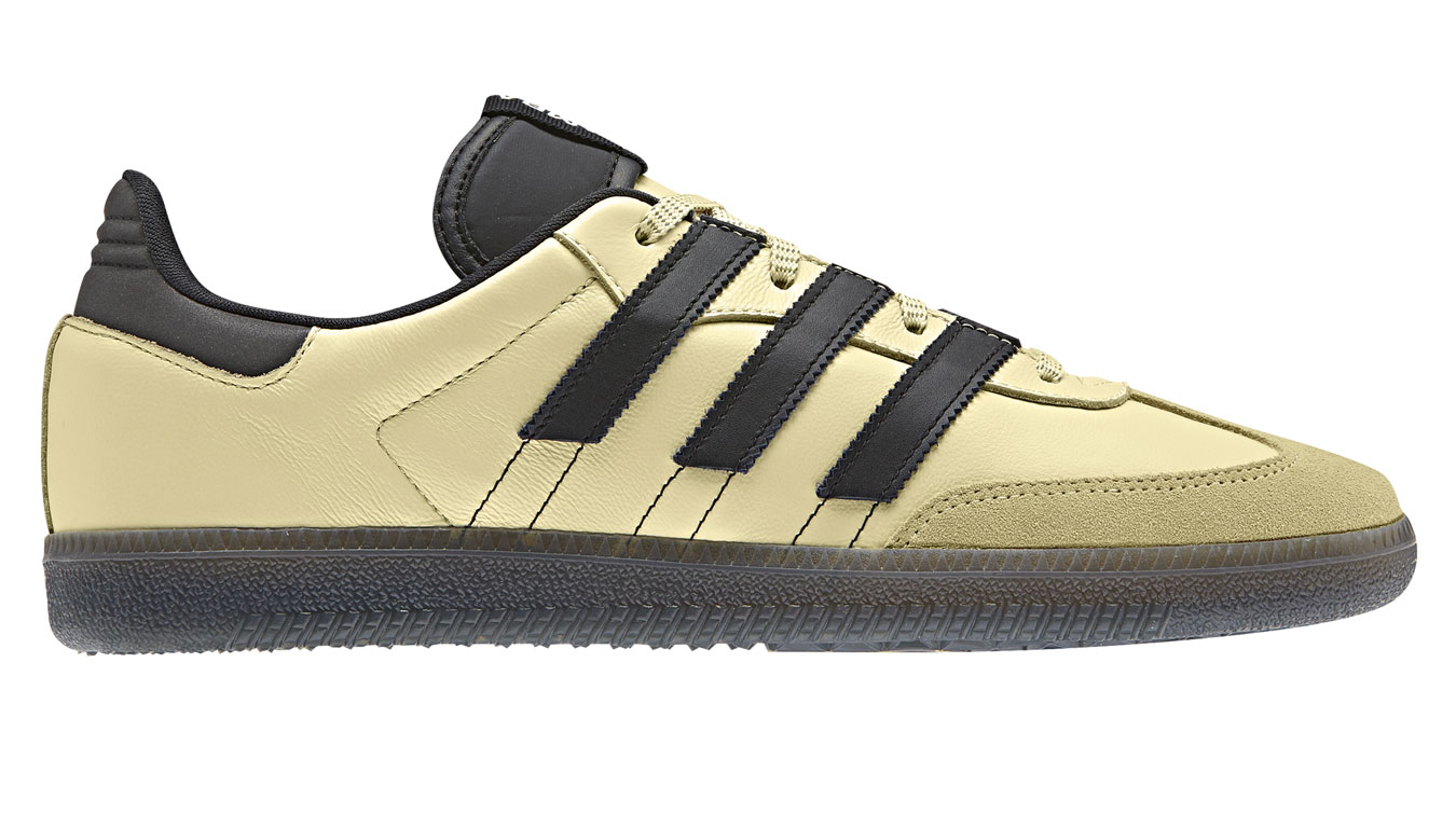 adidas Samba OG MS Easy Yellow-8.5 žlté BD7541-8.5