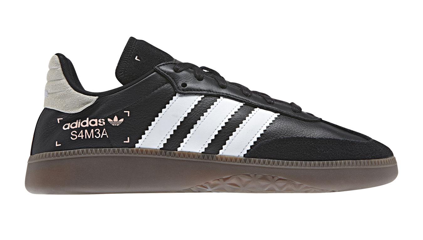 adidas Samba RM Black čierne BD7539 - vyskúšajte osobne v obchode