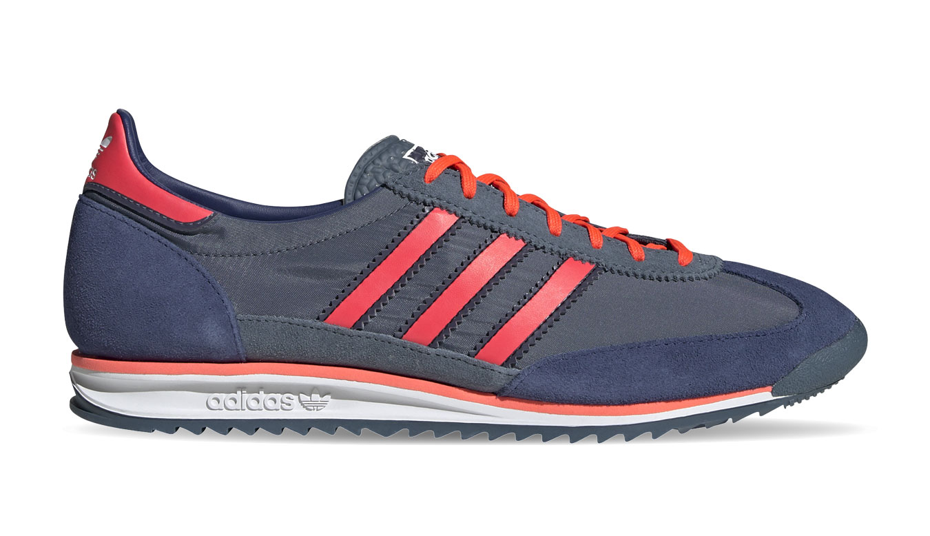 adidas SL 72 modré FV9783 - vyskúšajte osobne v obchode