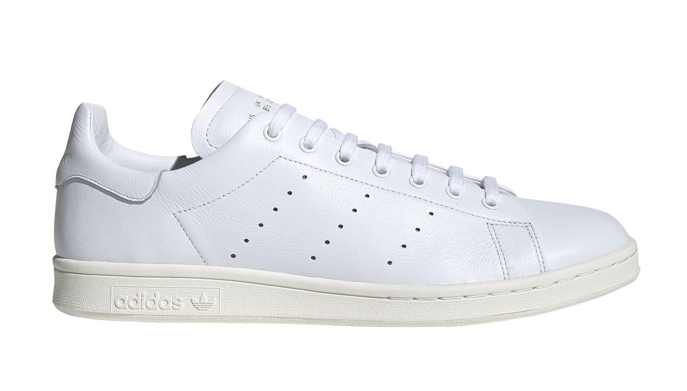 adidas Stan Smith biele EE5790 - vyskúšajte osobne v obchode