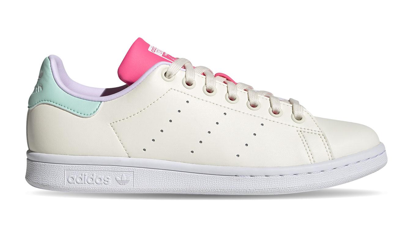 adidas Stan Smith W biele G55669 - vyskúšajte osobne v obchode