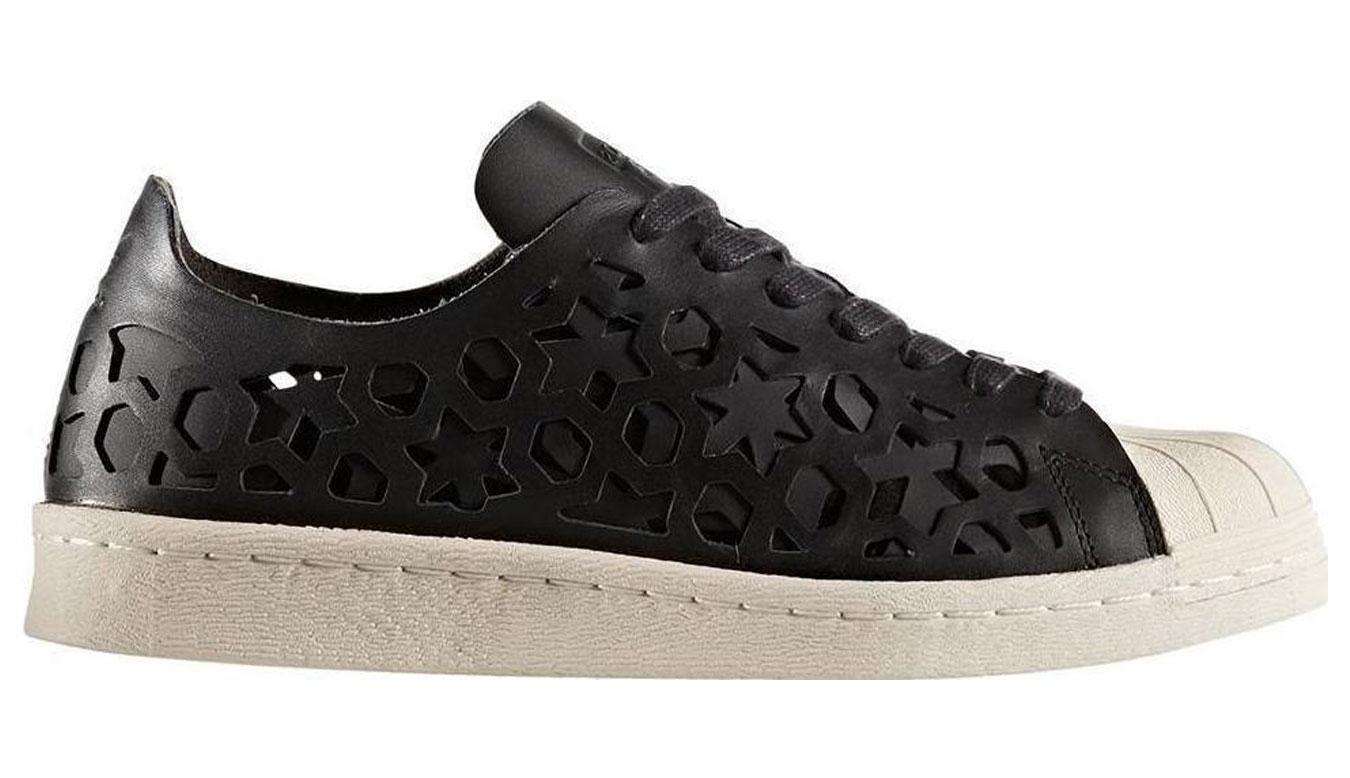 186863e69e7dc adidas Superstar 80s Cut Out čierne BY2120 - vyskúšajte osobne v obchode