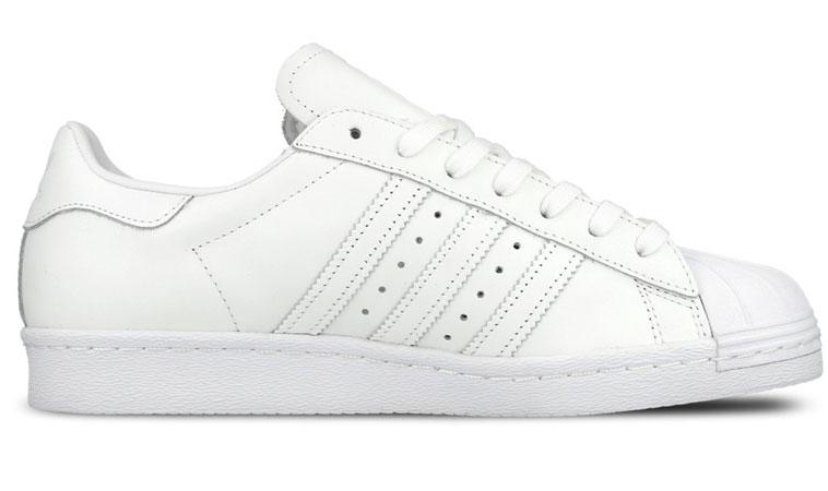 adidas Superstar 80s biele S79443 - vyskúšajte osobne v obchode