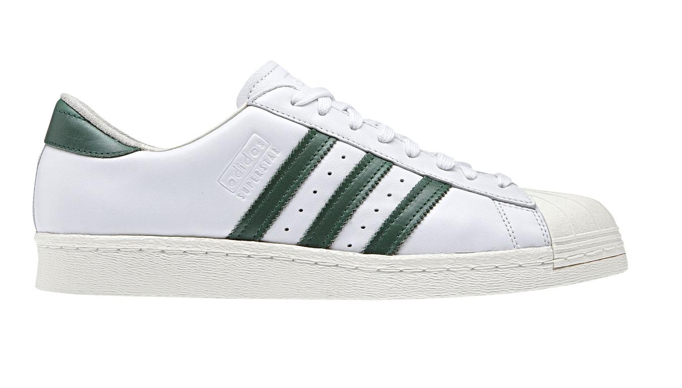 adidas Superstar 80s Recon biele B41719 - vyskúšajte osobne v obchode