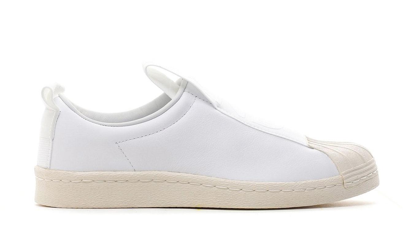 adidas Superstar BW Slip-On biele BY9139 - vyskúšajte osobne v obchode