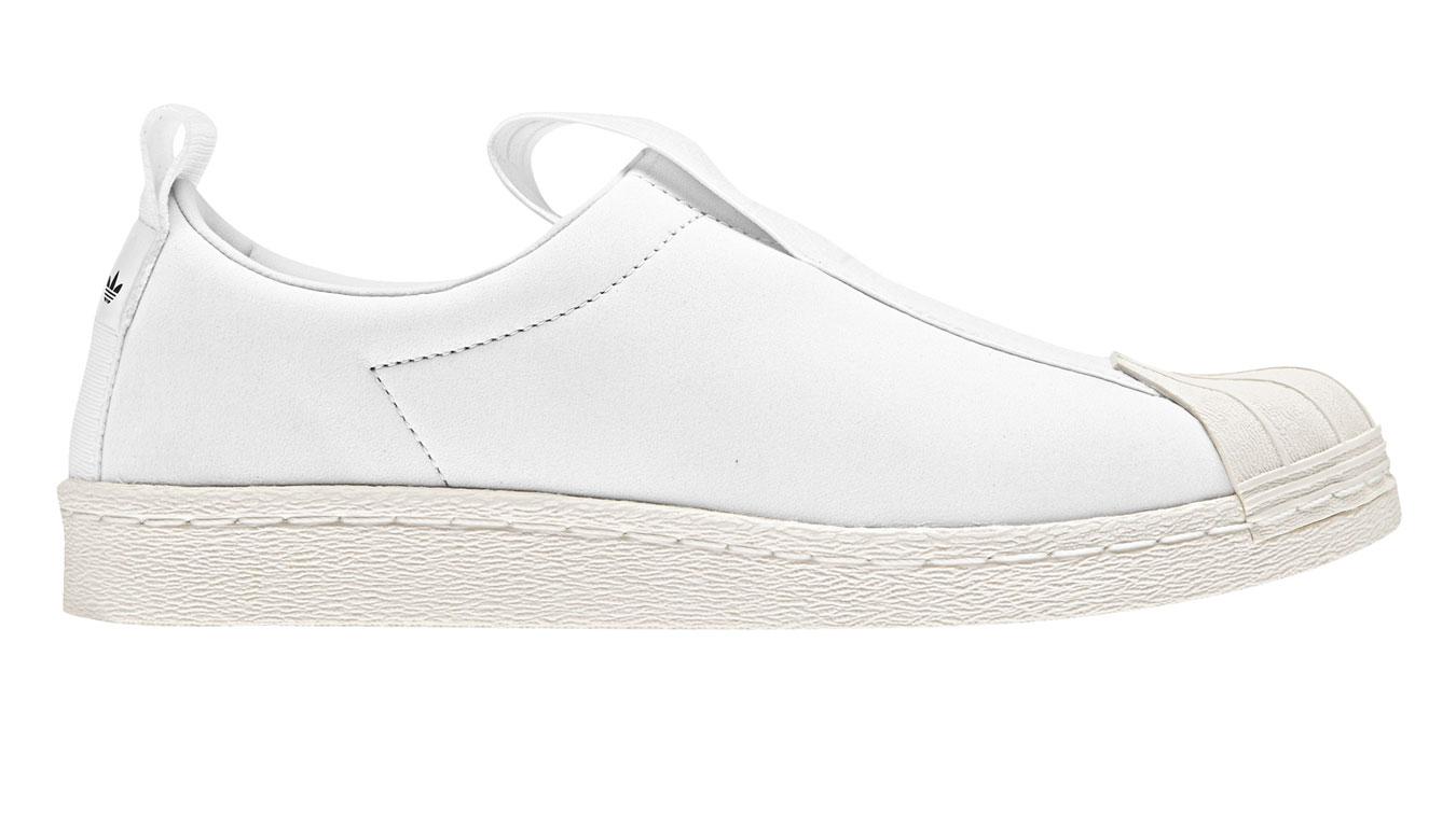 adidas Superstar BW Slip-On Leather biele CQ2518 - vyskúšajte osobne v obchode