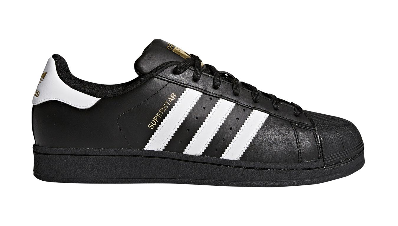 adidas Superstar Foundation M čierne B27140 - vyskúšajte osobne v obchode