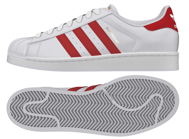 Adidas Superstar Foundation White W