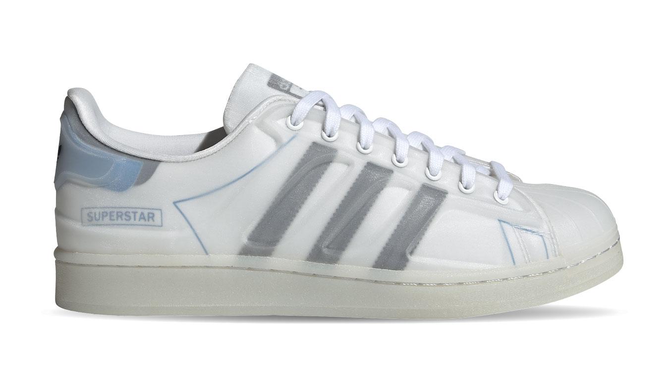 adidas Superstar Futureshell biele FX5551 - vyskúšajte osobne v obchode