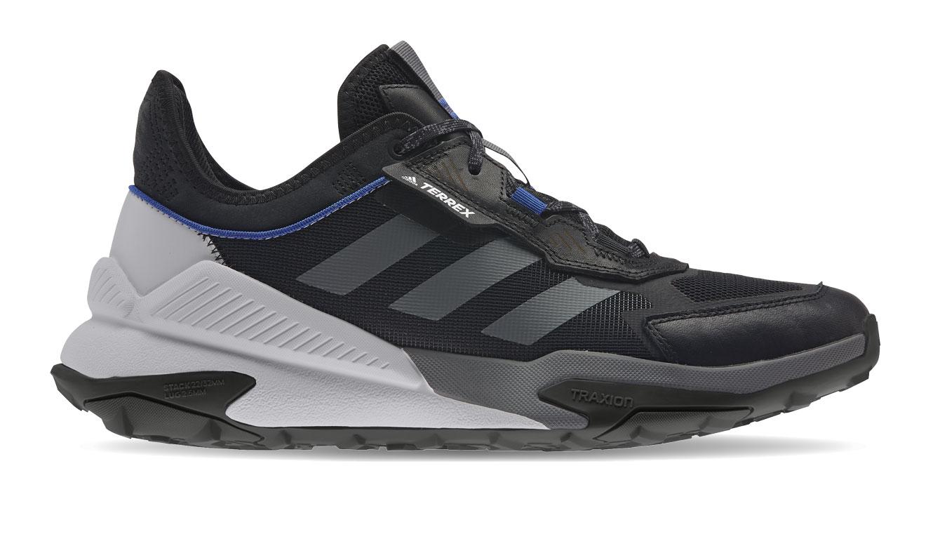 adidas Terrex HyperBlue čierne FZ3401 - vyskúšajte osobne v obchode