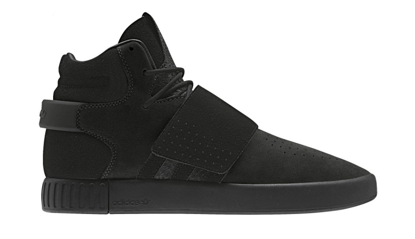 adidas Tubular Invader Strap Core Black čierne BY3632 - vyskúšajte osobne v obchode