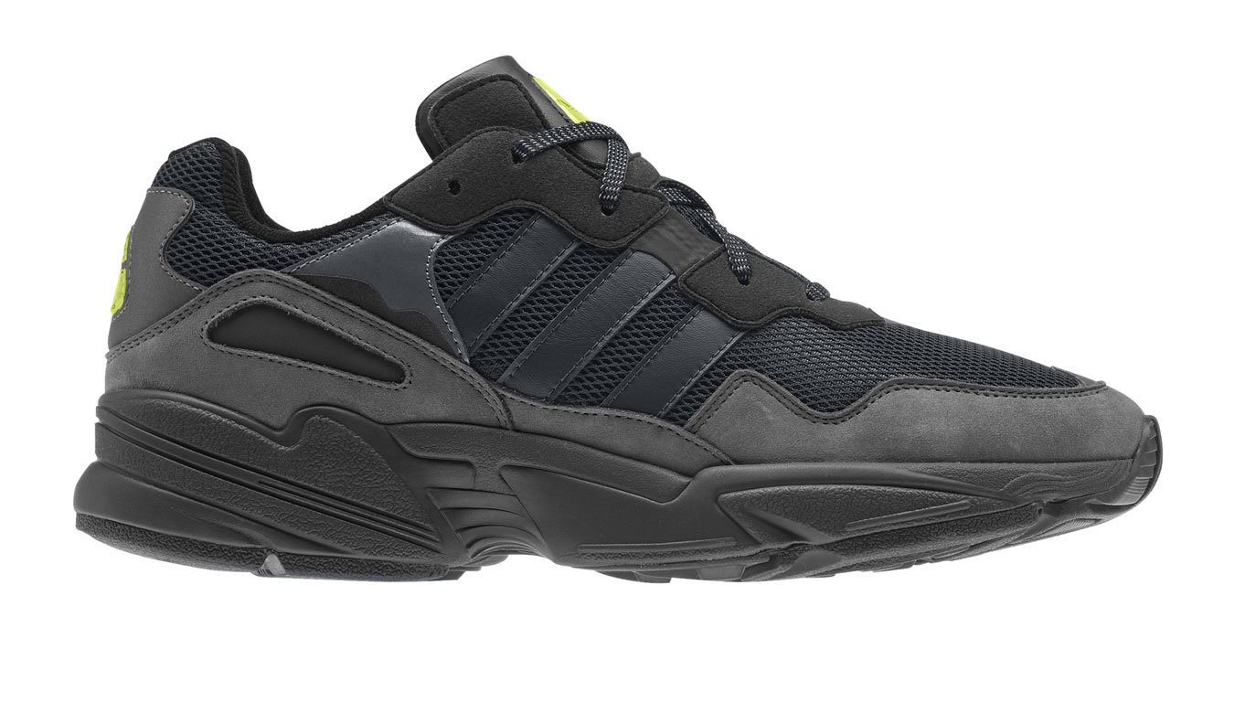 adidas Yung-96 Core Black čierne EF5830 - vyskúšajte osobne v obchode