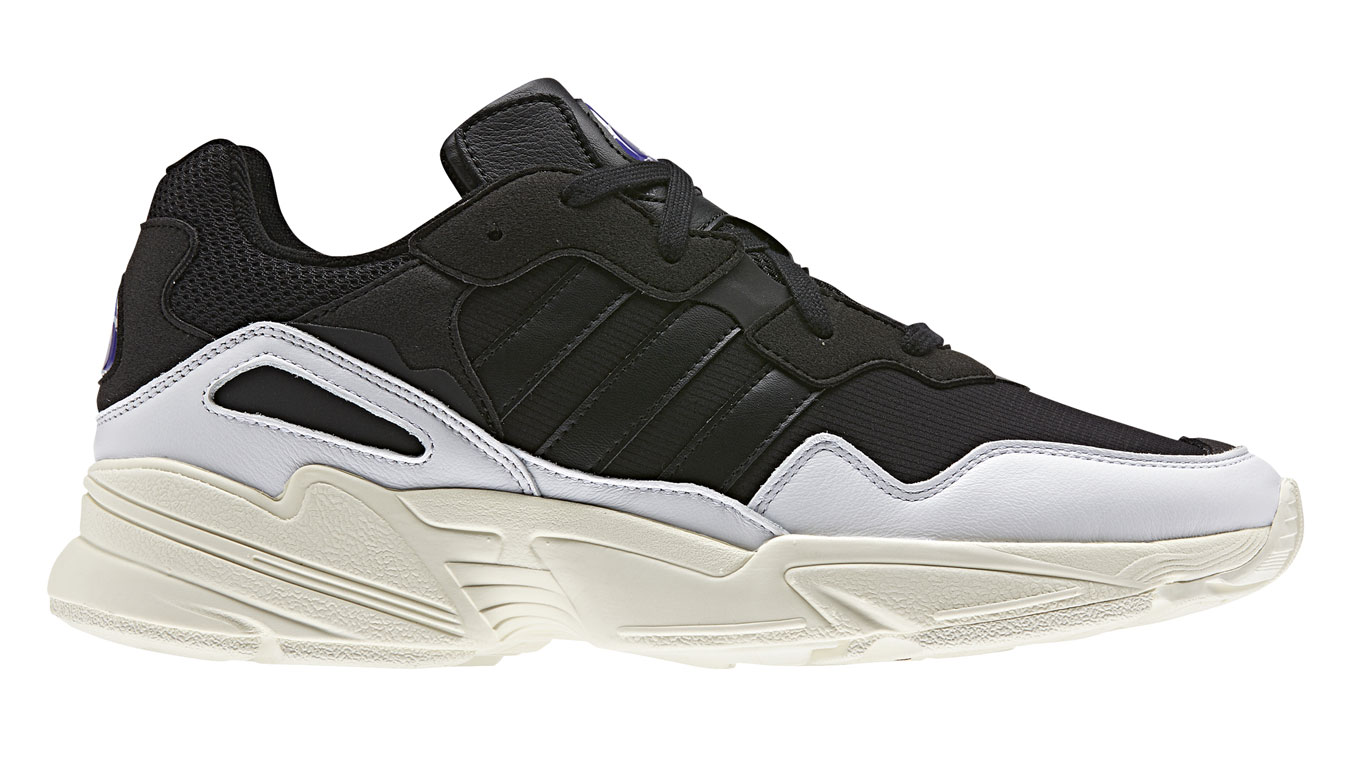 adidas Yung-96 Core Black čierne F97177 - vyskúšajte osobne v obchode