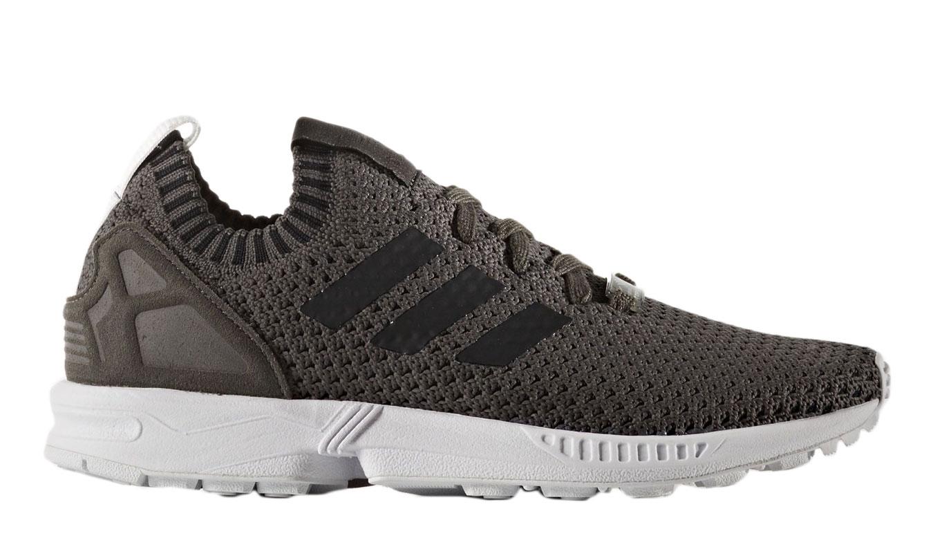 adidas ZX Flux Primeknit šedé BA7144 - vyskúšajte osobne v obchode