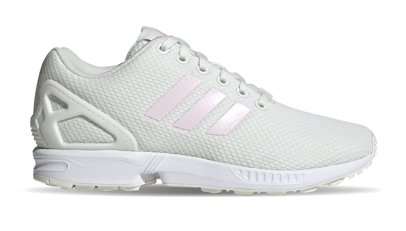 adidas ZX Flux W biele EG5382 - vyskúšajte osobne v obchode