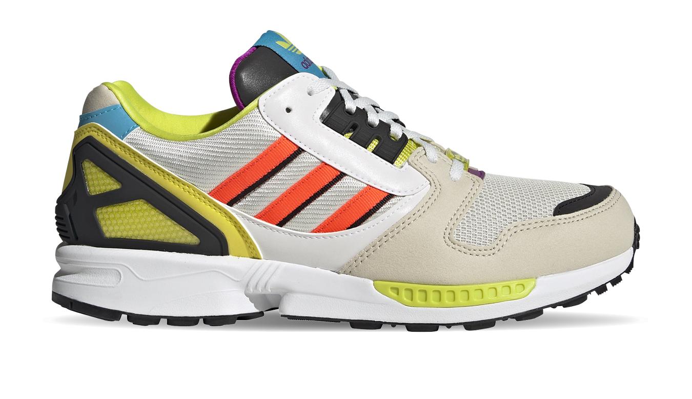 adidas ZX 8000 farebné H01399 - vyskúšajte osobne v obchode