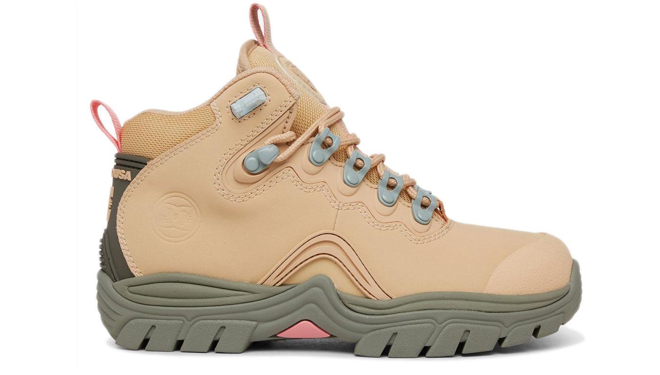 DC Shoes Navigator hnedé ADJB100009-TAN - vyskúšajte osobne v obchode
