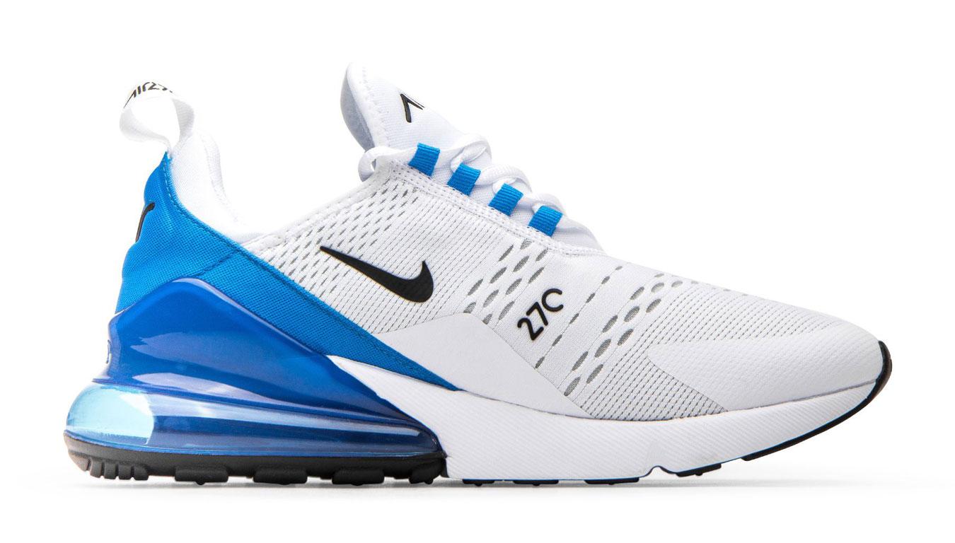 Nike Air Max 270 modré AH8050-110 - vyskúšajte osobne v obchode