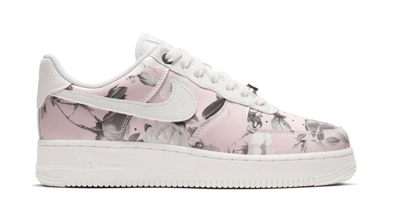 Nike W Air Force 1 '07 Se Prm ružové AO1017-102 - vyskúšajte osobne v obchode