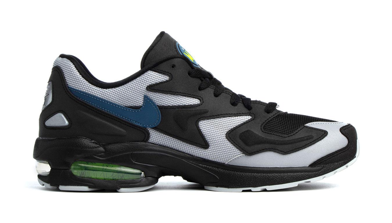 Nike Air Max2 Light čierne AO1741-002 - vyskúšajte osobne v obchode