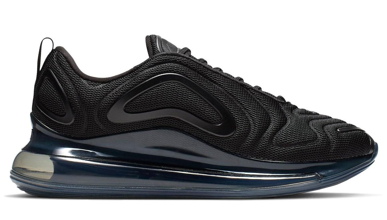 Nike Air Max 720 čierne AO2924-007 - vyskúšajte osobne v obchode