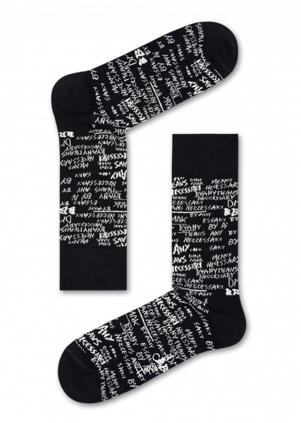 Happy Socks x Steve Aoki farebné AOK01-9000 - vyskúšajte osobne v obchode