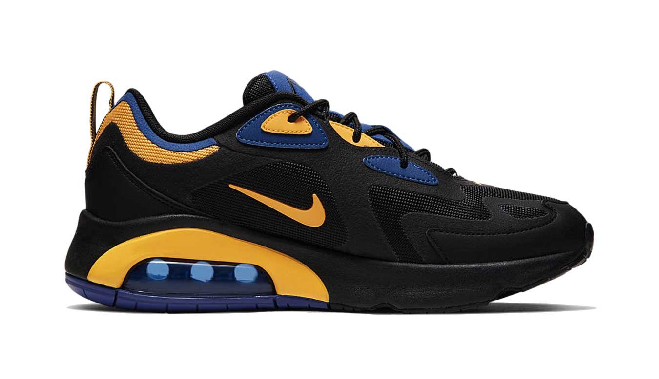Nike Air Max 200 čierne AQ2568-004 - vyskúšajte osobne v obchode