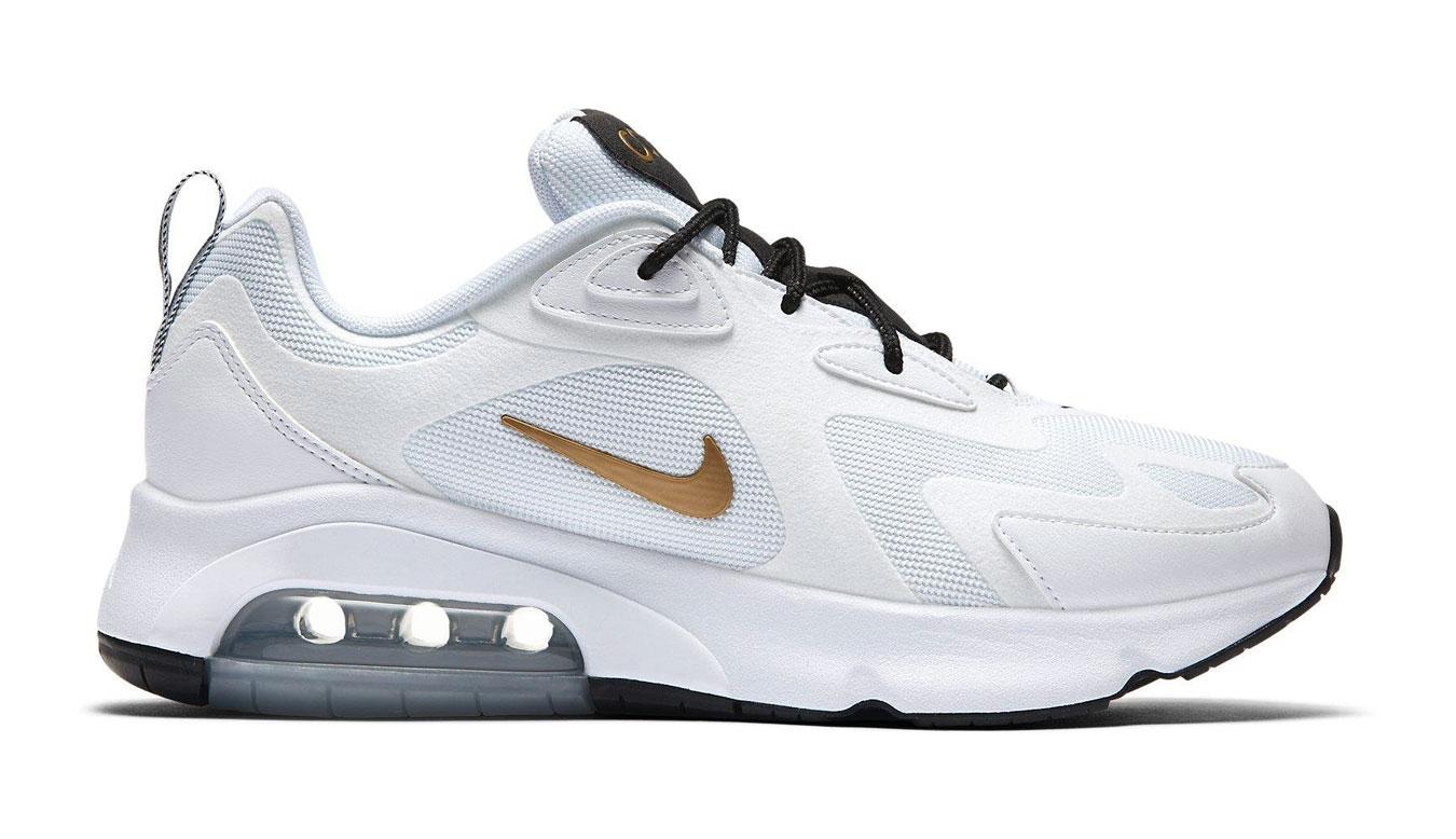 Nike Air Max 200 biele AQ2568-102 - vyskúšajte osobne v obchode