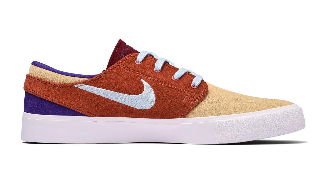 Nike Sb Zoom Janoski Rm farebné AQ7475-201 - vyskúšajte osobne v obchode