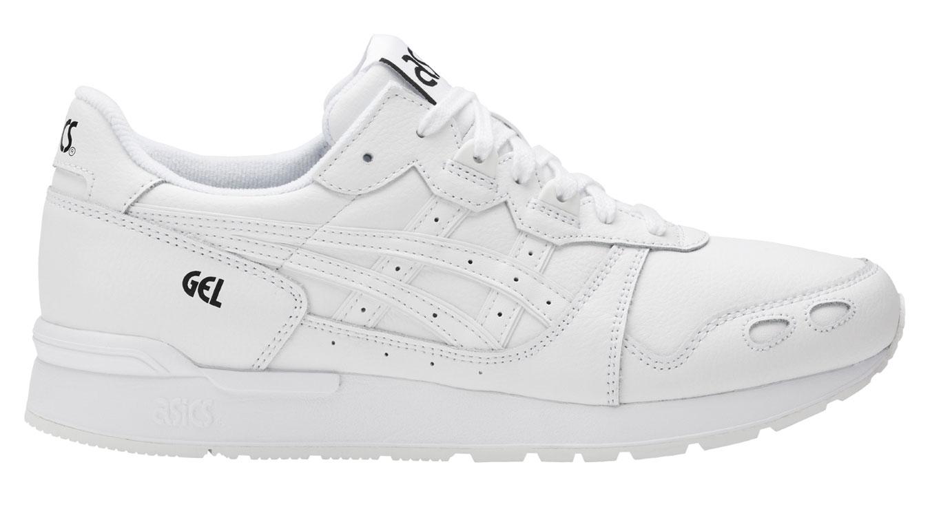 Asics Gel Lyte White White biele HL7W3-0101 - vyskúšajte osobne v obchode