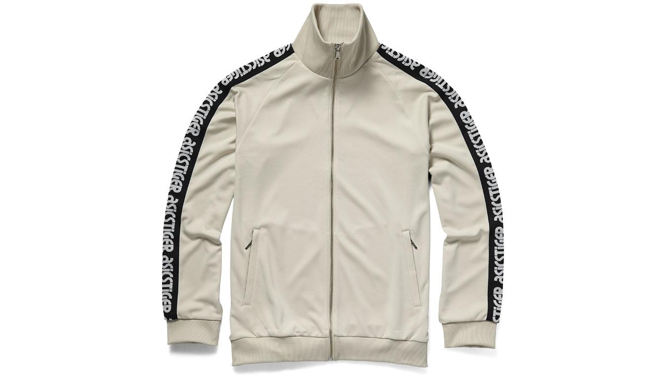 Asics LT Jersey Jacket biele 2191A013-250 - vyskúšajte osobne v obchode