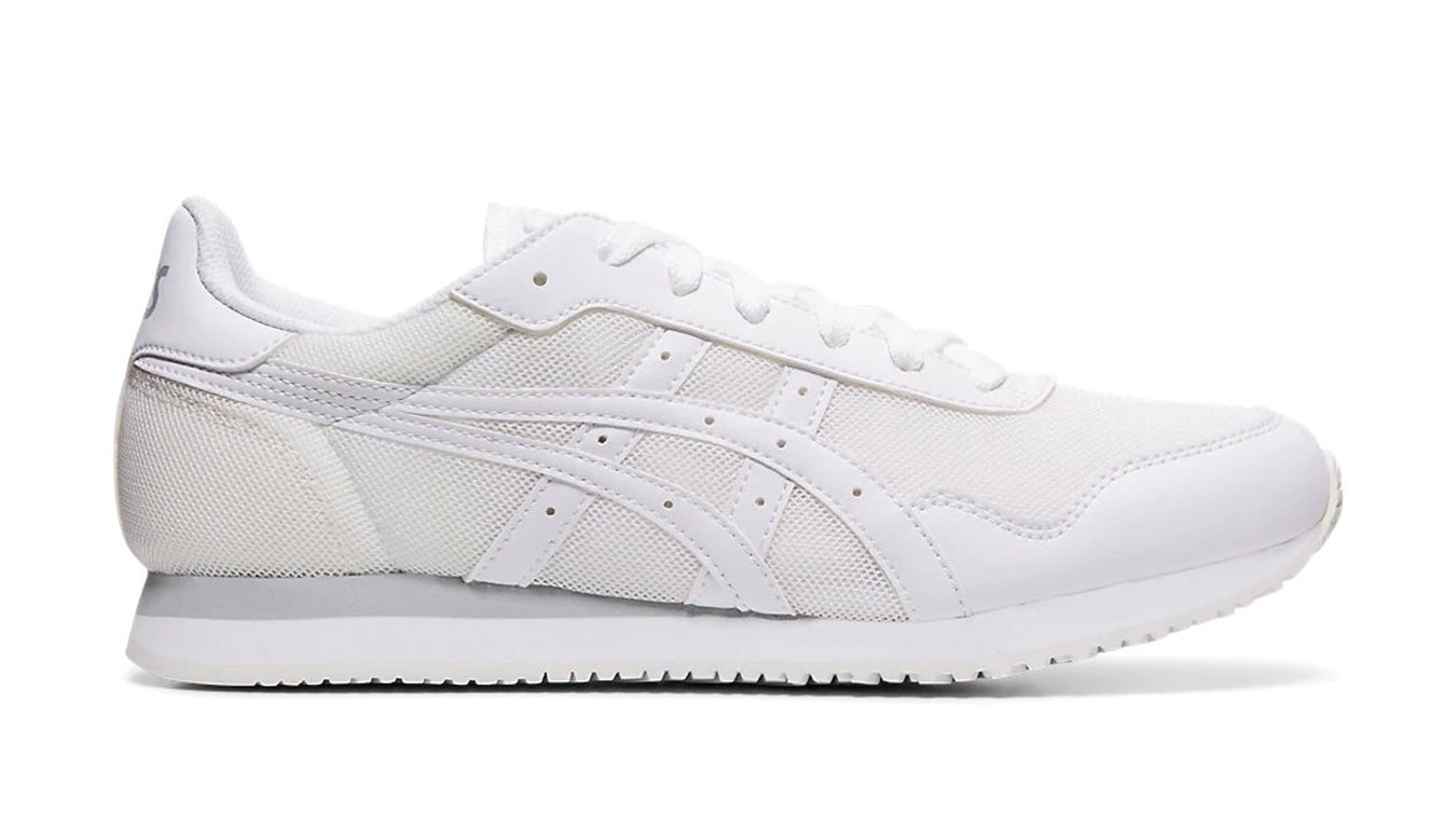 Asics Tiger Runner biele 1191A207-100 - vyskúšajte osobne v obchode