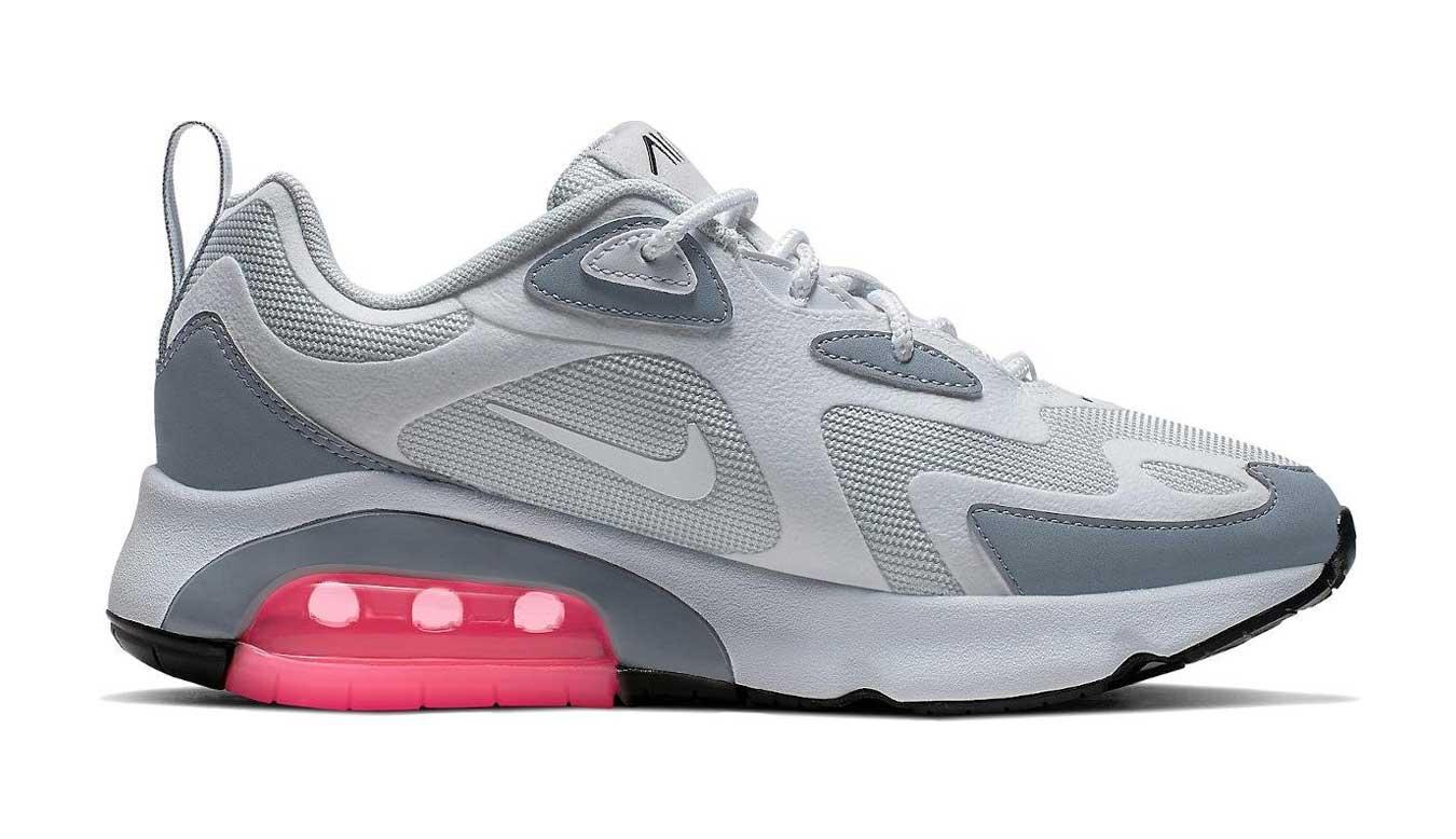 Nike W Air Max 200 šedé AT6175-004 - vyskúšajte osobne v obchode