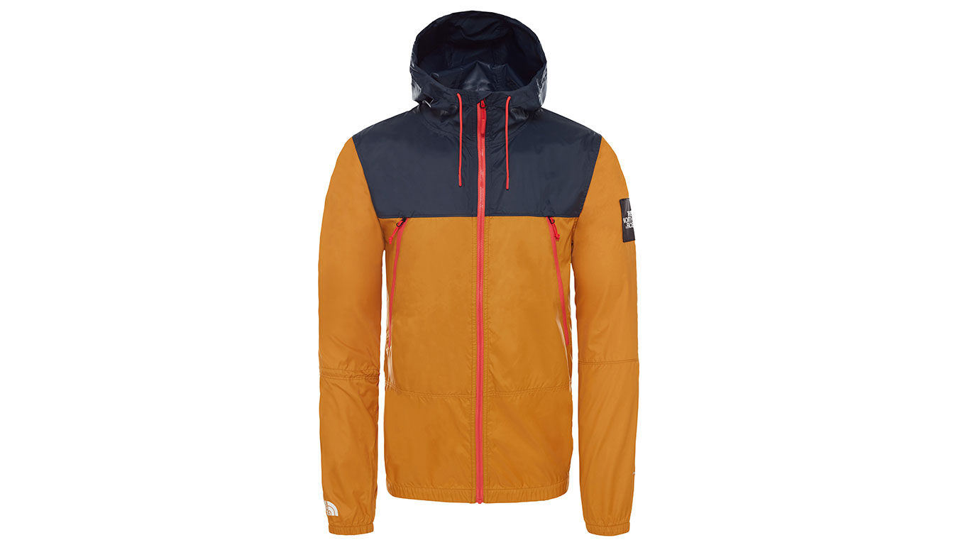 The North Face M 1990 Se Mnt Jkt CitrnywUrbnavy farebné T92S4ZB9W