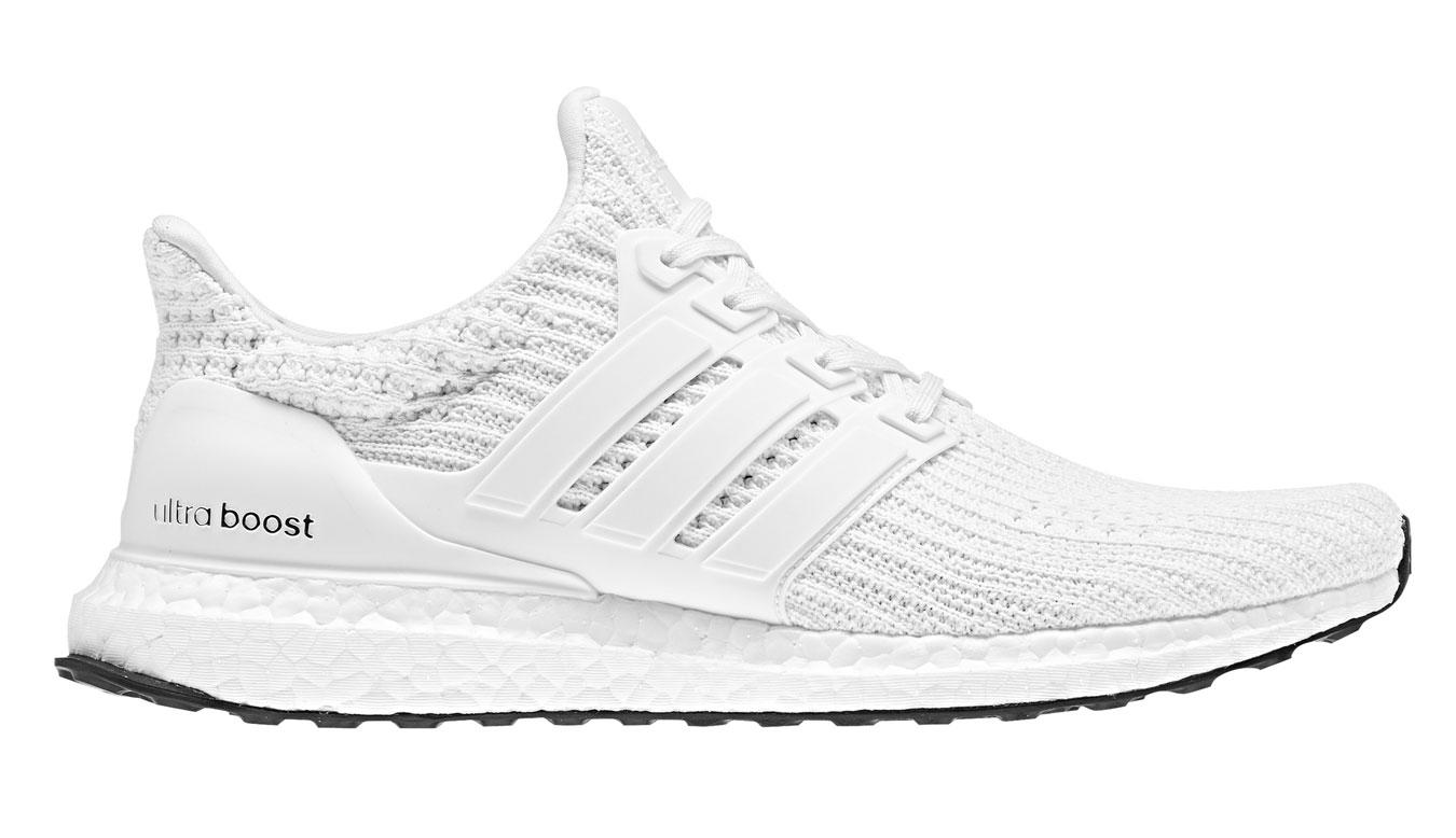 adidas UltraBoost 4.0 Triple White biele BB6168 - vyskúšajte osobne v obchode