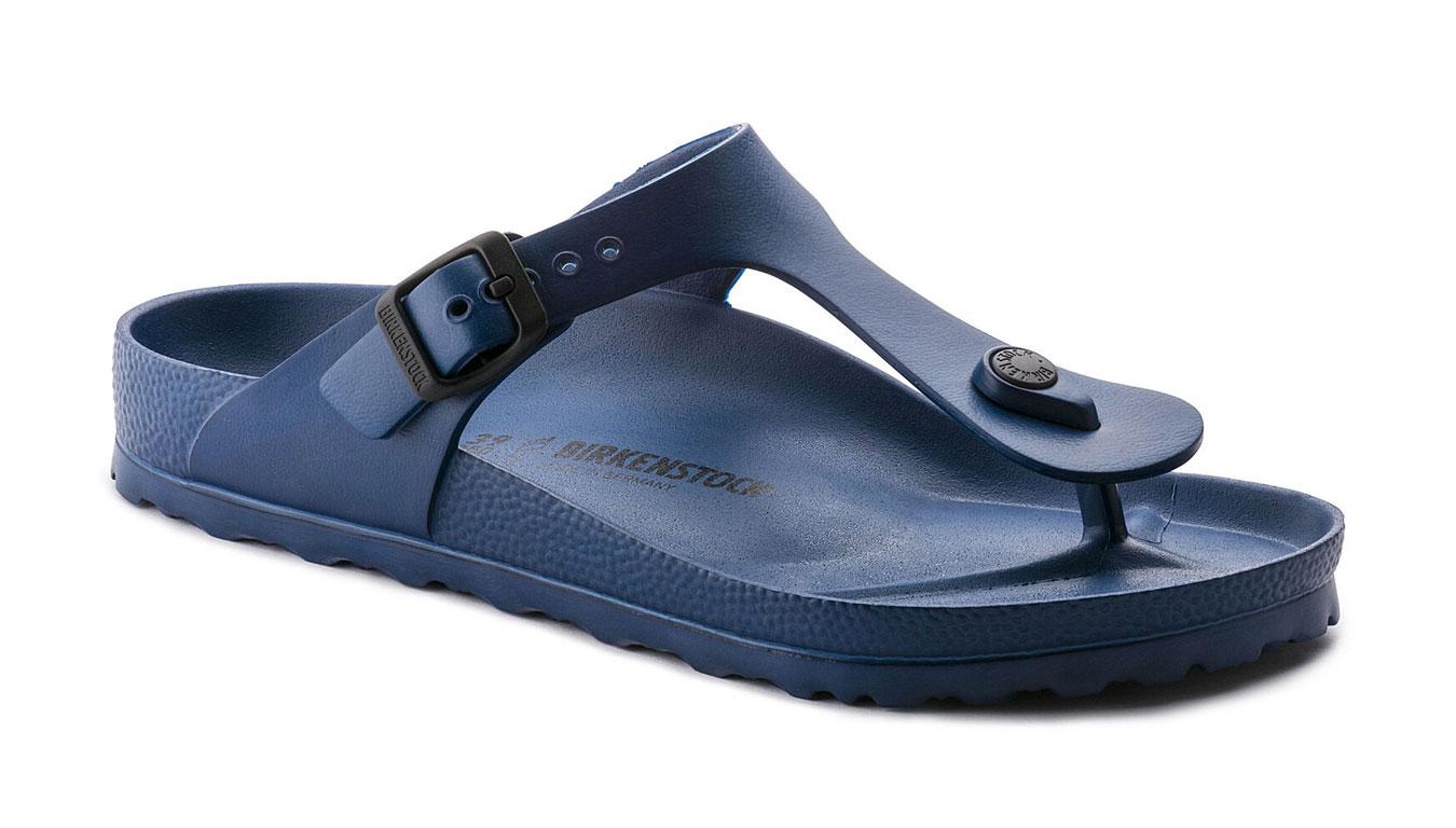 Birkenstock Gizeh EVA Essentials Navy modré 128211 - vyskúšajte osobne v obchode