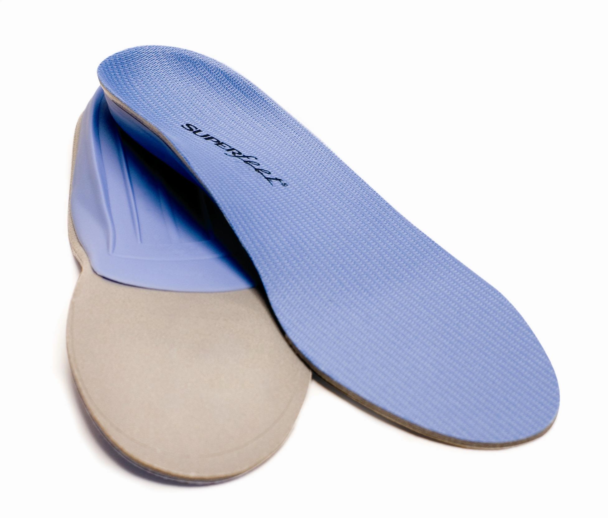 Univerzálne vložky do topánok - Superfeet BLUE