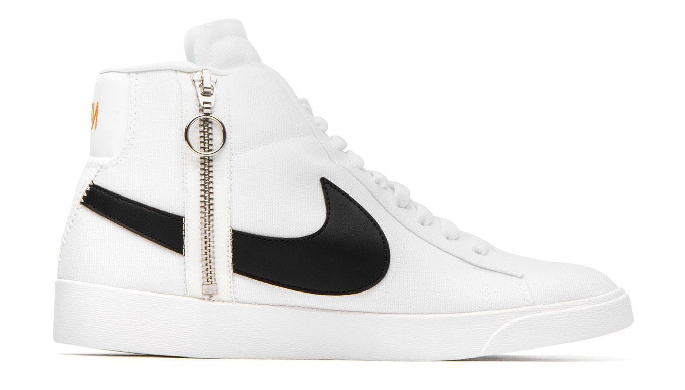 Nike W Blazer Mid Rebel biele BQ4022-102 - vyskúšajte osobne v obchode