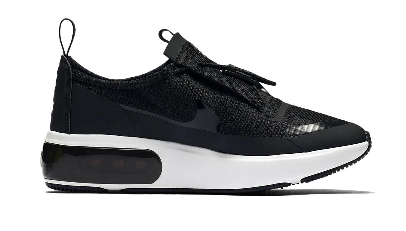 Nike W Air Max Dia Winter čierne BQ9665-001 - vyskúšajte osobne v obchode