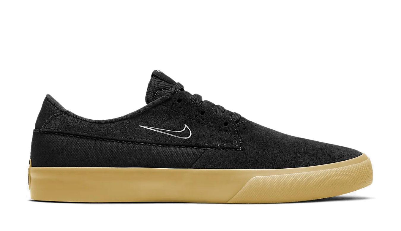 Nike SB Shane čierne BV0657-009 - vyskúšajte osobne v obchode