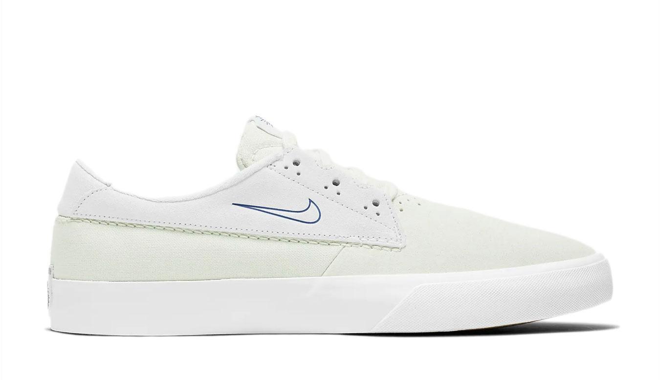 Nike SB Shane biele BV0657-103 - vyskúšajte osobne v obchode
